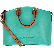 Dooney & Bourke Siena Leather Domed Satchel - A278600
