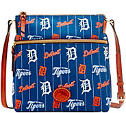 Dooney & Bourke MLB Nylon Tigers Crossbody - A281500