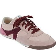 ED Ellen DeGeneres Suede Lace-up Sneakers - Ellert - A297300