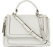 Vince Camuto Leather Satchel Handbag - Brud - A304500
