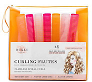 Bukli Haircare Curling Flutes & Sleeves, Set of14 - A355400