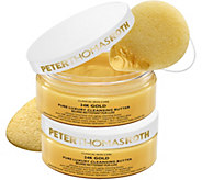 Peter Thomas Roth 24K Gold Cleansing Duo w/Konjac Sponges - A357300