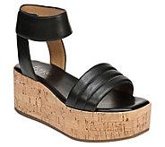 Franco Sarto Square Toe Flatform Sandals - Ioli - A412000