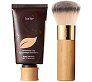 tarte Amazonian Clay Full-Coverage Foundation SPF 15 w/Brush - A216501