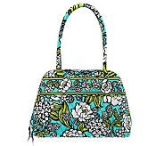 Vera Bradley Signature Print Bowler Handbag - A222101