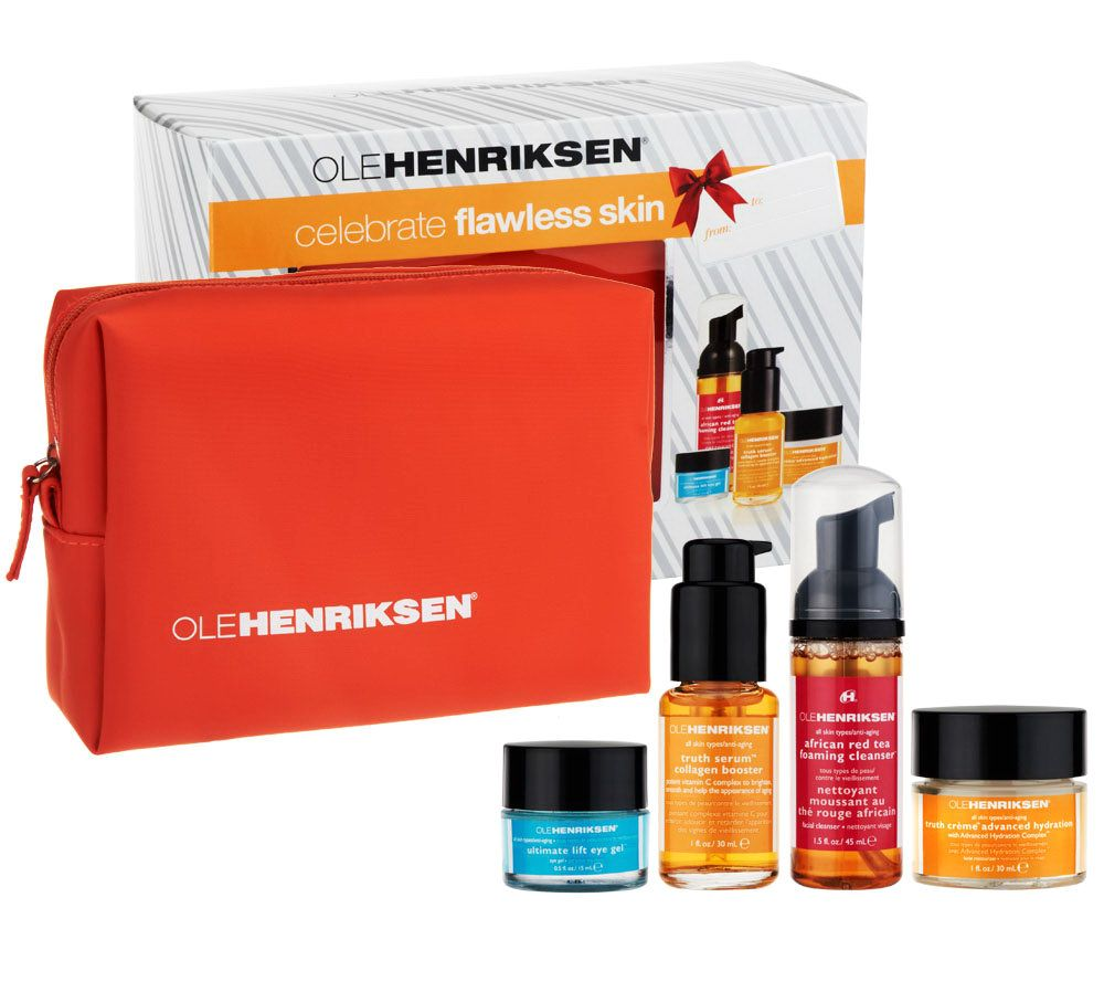 Ole Henriksen Celebrate Flawless Skin 4-piece Collection