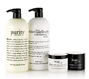 philosophy supersize 4-pc. am/pm skincare collection Auto-Delivery - A238901