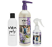 WEN by Chaz Dean 32 oz Pets Cleansing Conditioner & Treatment Mist - A266901