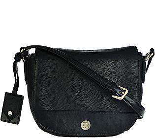Liz Claiborne New York Heritage Collection Leather Handbag