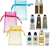LOccitane Gift of Luxury 9-piece Gift Set - A286201