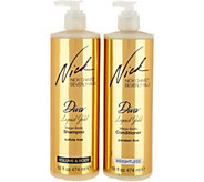 Nick Chavez Diva Liquid Gold 16 oz. Shampoo & Conditioner - A290601
