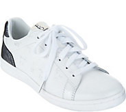 ED Ellen DeGeneres Printed Leather Sneakers - Chaboss - A297301
