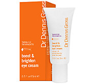 Dr. Gross Boost & Brighten Eye Cream - A312801