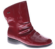 Flexus by Spring Step Rain Boots - Candy Apple - A334401