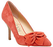 Sole Society Leather Pumps - Aveline - A340401