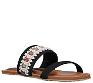 Sakroots Double Band Slide Sandals - Raine - A340601