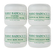 Martha Stewart & Mario Badescu 4-piece Mask Collection - A343701