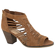 Bella Vita Leather Sandals - Kortez - A363401
