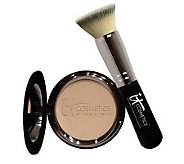 It Cosmetics Anti-Aging Celebration Foundation with Brush - A227902