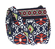 Vera Bradley Signature Print Little Flap Hipster - A232802