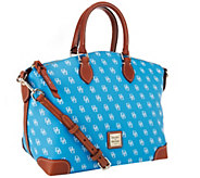 Dooney & Bourke Gretta Coated Cotton Satchel - A254902