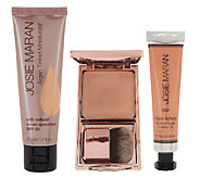Josie Maran Argan Oil 3 pc Radiant Complexion Collection - A258002