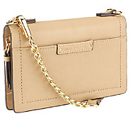 Emma & Sophia Leather Crossbody Phone Wallet with Gift Box - A260002