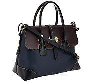 Dooney & Bourke Verona Leather Elisa Satchel - A269002