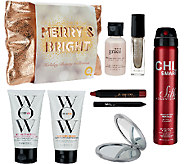 QVC Beauty Merry & Bright 8-piece Holiday Collection - A270502