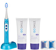 GO SMiLE Sonic Blue 5-Piece Teeth Whitening Auto-Delivery - A272002