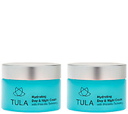 TULA Probiotic Skin Care Hydrating Day & Night Cream Duo - A276202