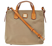As Is Dooney & Bourke Windham Nylon Cleo Crossbody Bag - A282602