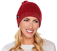 Chaos 2-in-1 Reflective Convertible Hat/Scarf - A286302