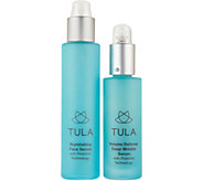 TULA Probiotic Skin Care Day & Night Treatment Serum 2-Piece Set - A294602