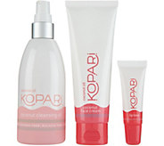 Kopari Coconut Oil Skincare Kit for Face - A305002