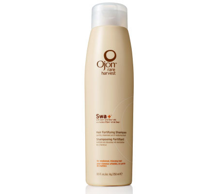 Ojon Swa+ Hair Fortifying Shampoo, 8.5 oz