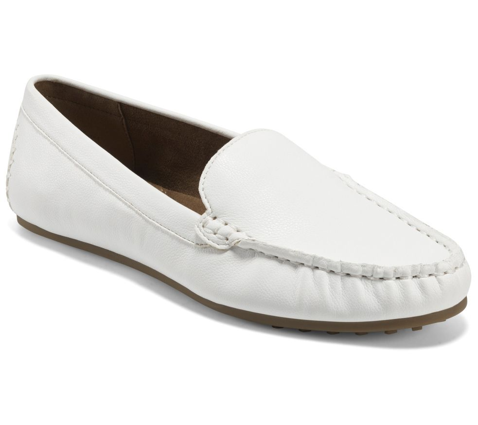Aerosoles Slip On Suede Moccasins Over Drive Page 1