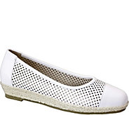 David Tate Leather Flats - Nadine - A357702