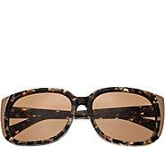 Bertha Natalia Multicolor Sunglasses w/ Brown Polarized Lenses - A361202
