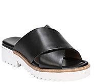 Franco Sarto Cross Front Sandals - Tilden - A412002