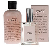 philosophy amazing grace shower gel & spray fragrance - A67902