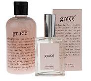 philosophy amazing grace shower gel & spray fragrance - A67902