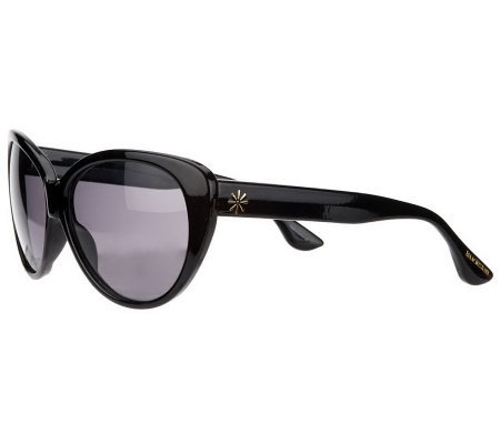 Isaac Mizrahi Live! Modified Cat Eye Sunglasses