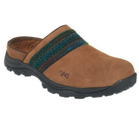 Ryka Metro Suede Slip On Shoes