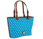 Dooney & Bourke Gretta Coated Cotton Leisure Shopper - A254903