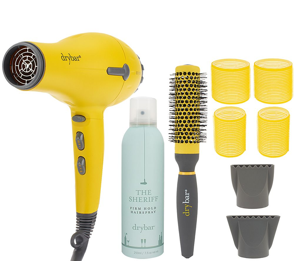 Drybar Buttercup Hair Dryer Perfect Blowout Collection Page 1