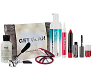 QVC Beauty Get Glam 8-piece Collection - A270503