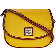 Dooney & Bourke Pebble Leather Hallie Crossbody Bag - A275503