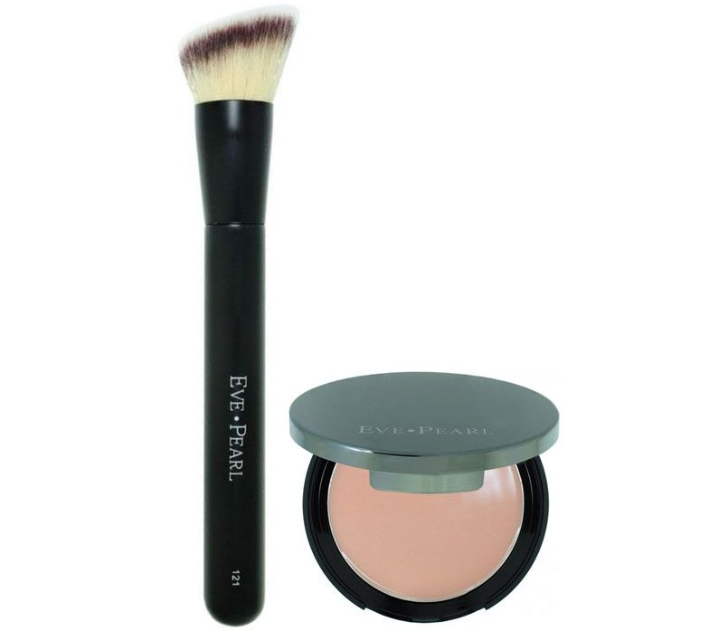 EVE PEARL Invisible Finishing Powder w/ Brush - A276003
