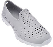 Skechers H2GO Perforated Slip-on Shoes - A277103